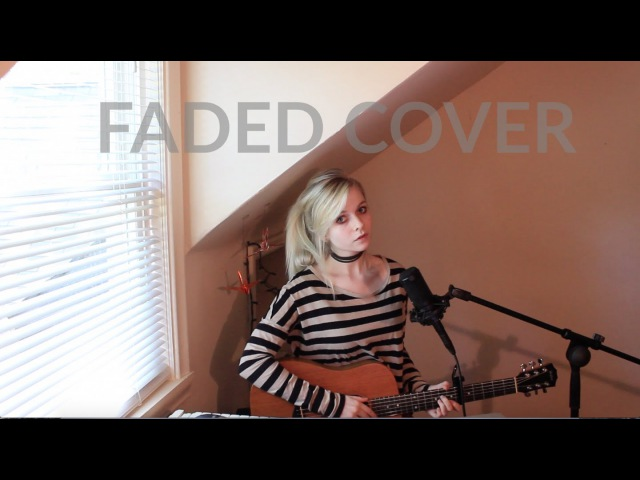 Faded - Alan Walker (Holly Henry Cover)