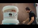 Эффект бархата Мерцание нитей CapaDecor StuccoDecor Di Perla мокрый шелк на стене