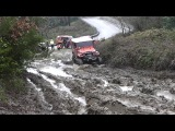 TOYOTA LAND CRUISER FJ40 HARD MUDDING OFFROAD