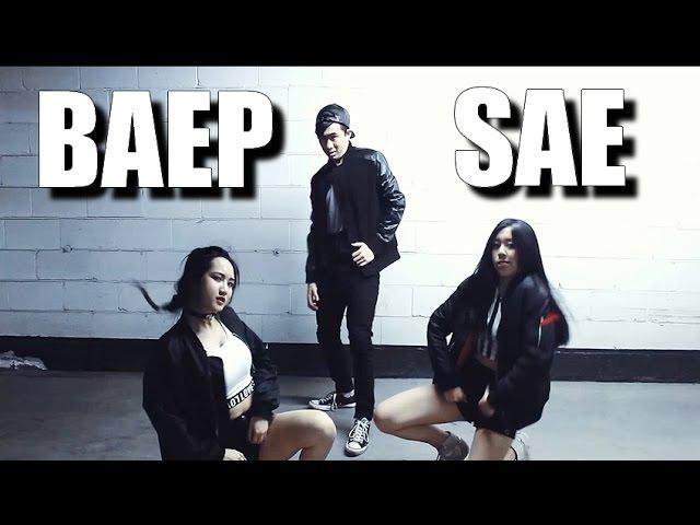 [Dance Cover XTINE] BTS (방탄소년단) - BAEPSAE (뱁새) (Choreography by SMS DANCE ACADEMY)
