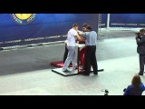 Чемпионат России по армрестлингу 2016 Логвин Александр Тайнов Артем 90 кг левая финал