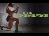 Total Body Conditioning Workout (COMPLETE FULL BODY BURN!!)