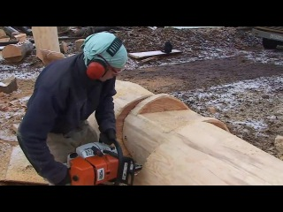 Эксклюзивная деревянная русская баня (дикий сруб) 'rcrk.pbdyfz lthtdzyyfz heccrfz ,fyz (lbrbq che,)