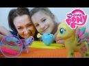 Видео для детей про игрушки: Мой Маленький Пони. Флаттершай и Сибриз. Волшебный ключик.
