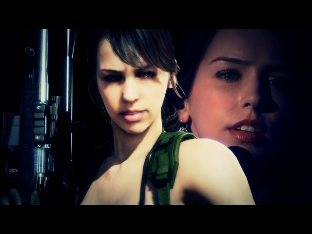 Metal Gear Solid V - Quiet's Theme MUSIC VIDEO