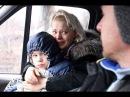 Жителей Углегорска ополченцы выводят из города под обстрелом ВСУ