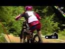 Mountain Biker Wins Competition With No Chain On Bike