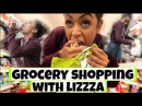 STEALING FOOD GROCERY SHOPPING WITH LIZZZA Lizzza