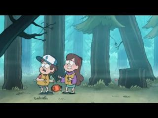 Gravity Falls | Гравити Фолз: Сезон 1 Серия 2