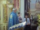 Привітання отця Богдана з днем народження