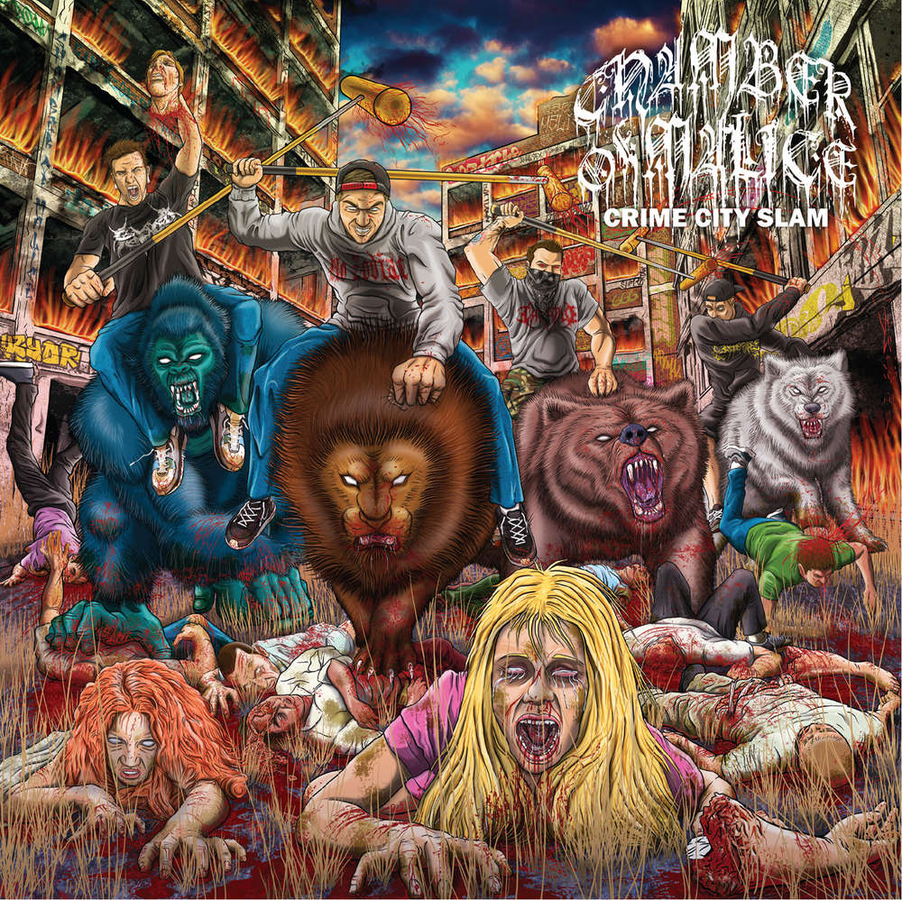 Chamber Of Malice–The Butcher [single] (2016)