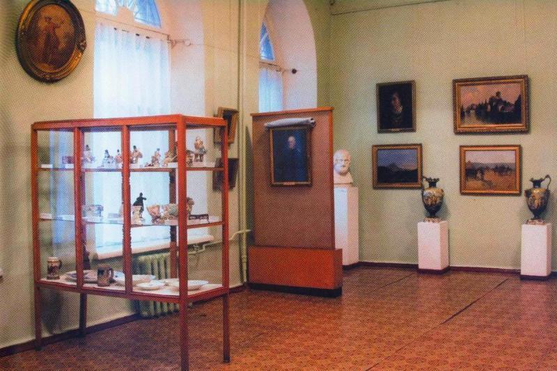 Пархомовка музей