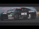 Drift Vine | Nissan GTR r35 1300hp Daigo Saito for Formula Drift USA