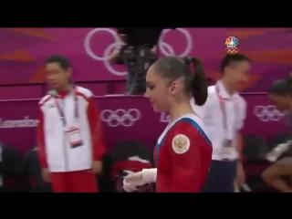 Золото Алии Мустафиной на ОИ-2012