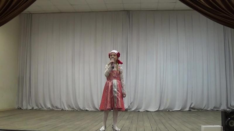 Дарья Непочатова - Красно солнышко, Я на горку шла.