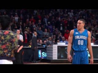 Slam dunk contest nba all-star 2016