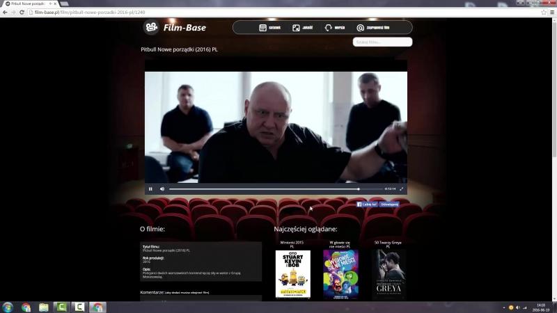 Pitbull Nowe Porządki cały film Online Cda » Freewka.com - Смотреть онлайн в хорощем качестве