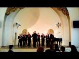Украинская народная песня Мужской хор Воронежского концертного зала Символ Веры