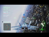 Ace Combat Infinity F-22A Mobius 1 10 lv., LAAM 5lv., Ring Battle TDM, San Diego