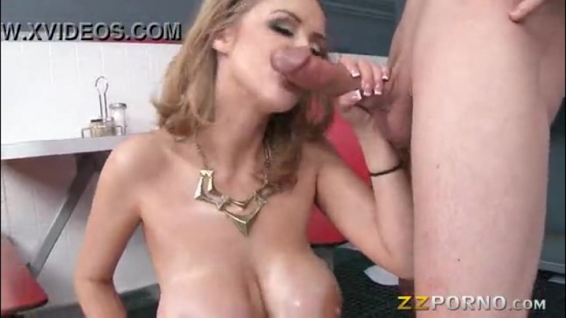 Huge tits MILF Katie