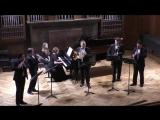 Л. Тюйе Секстет для фортепиано, флейты, гобоя, кларнета, валторны и фагота, соч. 6