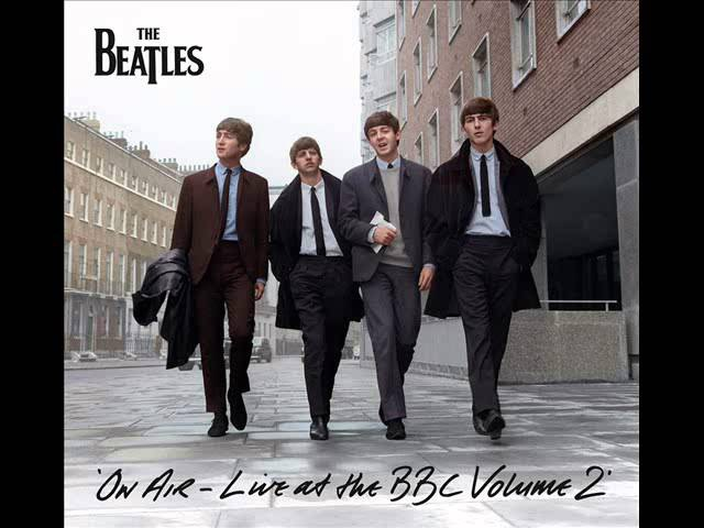 The Beatles I ll follow the sun On the Air Live at the BBC VOL 2