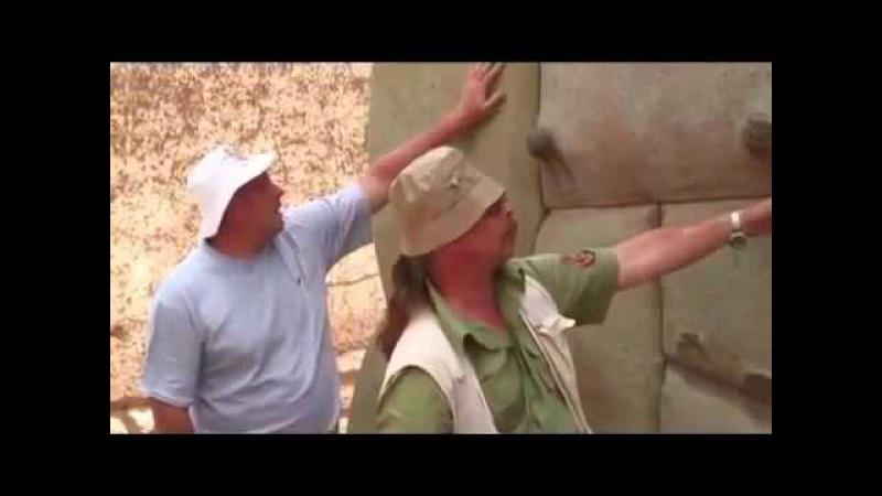 Неизвестные технологии строителей Мачу Пикчу. Запретные темы истории (А. Скляров).