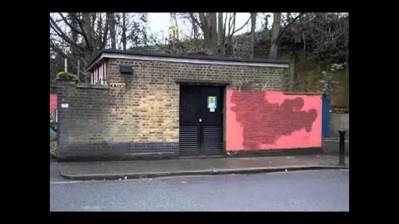 Война графитчика и ЖКХ