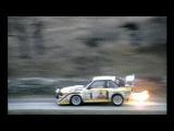Непривзайденные бесы 80х Audi Sport Quattro