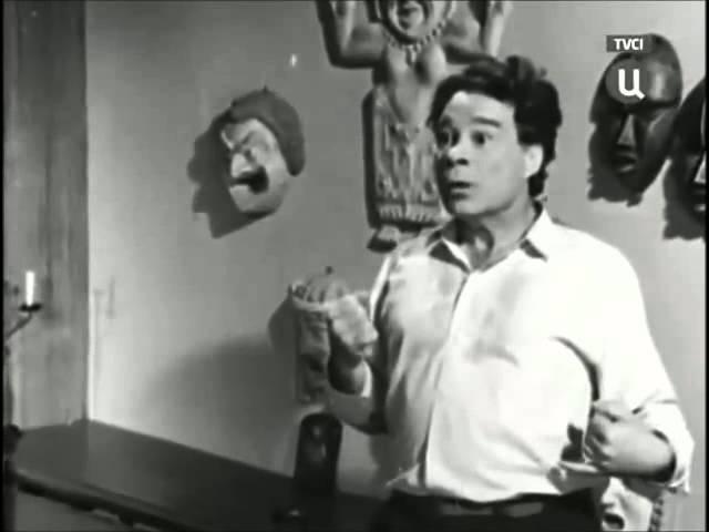 Танец Новосельцева в спектакле Сослуживцы (1973).