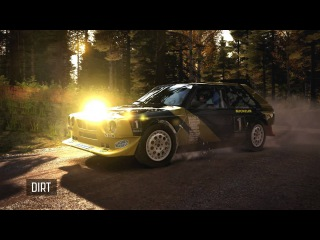 PS4\XBO - DiRT Rally