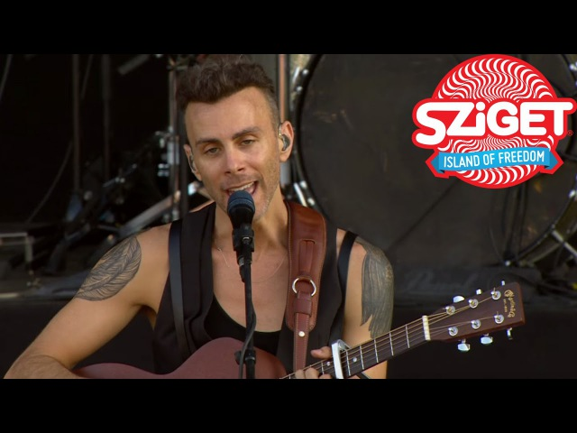 Asaf Avidan - One Day Live @ Sziget 2015