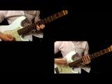 Hail The Villain Runaway (Rhythm &amp Lead_Guitar Cover)