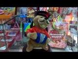 Собака Ловелас (мягкая игрушка танцующая и поющая собака)