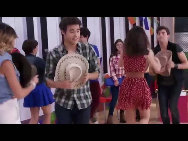 Виолетта 3 сезон 74 серия Ребята поют и танцуют