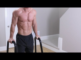 Hard Science, Fast Results - Advanced Upper Body Muscle Building for Men
