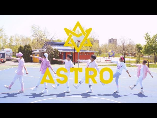 [EAST2WEST] ASTRO (아스트로) - 숨바꼭질(HIDESEEK) Dance Cover кфк