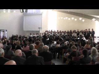 Привет вам Христово цветущее племя..- хор из Германии..