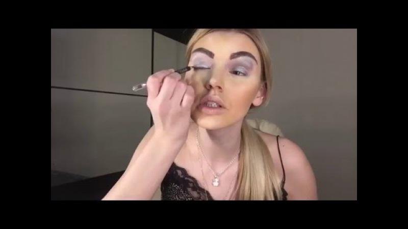 Татьяна Горинович. ошибки в макияже