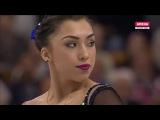 2016 World Championships. Ladies - FР. Gabrielle DALEMAN