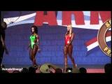 iFemaleFitness.com Model Larissa Reis Posing Highlight [HD]