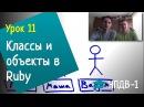 Урок 11: Классы и объекты. Что, как и почему в Ruby