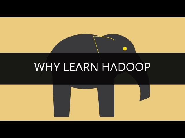 Why Learn Hadoop ?