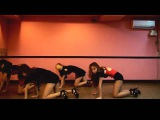 Beyonce - Run The World (Girls) dance cover Waveya Korean dance team
