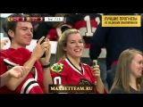 Невероятный пас Kane на Anisimova в матче НХЛ 04 декабря 2015 года обзор от maxbetteam ru