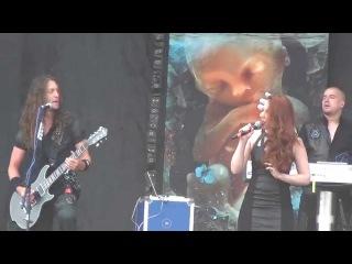 Epica - Victims of Contingency (Live) @ Nova Rock festival 2014