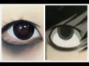 Tutorial : Anime Eye Makeup 67 • L Lawliet