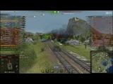 Тихий берег ИСУ 152 ЛБЗ на T28 Большая охота