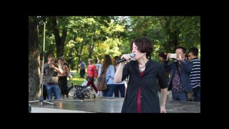 Агата Вильчик - Fields of Gold (28.05.2016, Харьков)
