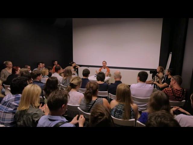 Открытая лекция с Михаилом Сегалом в школе DIY-кинематографии MovieBand